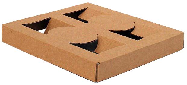 Перегородки из картона