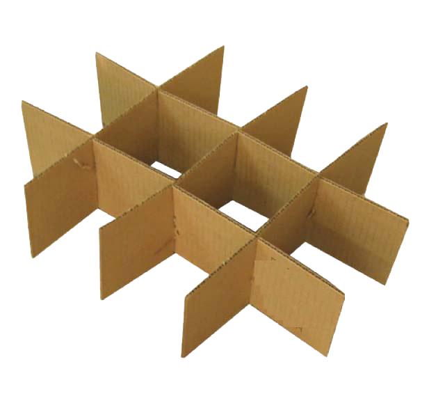 Картонная решетка
